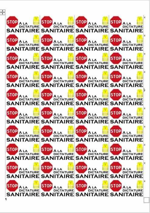Stop Dictature